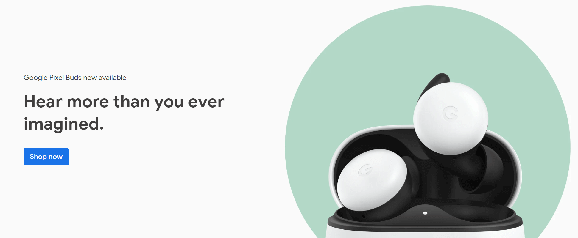 Pixel Buds 2 on Store