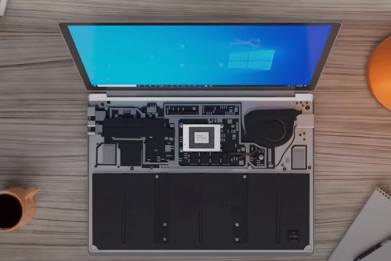 Surface Laptop Powered by AMD
