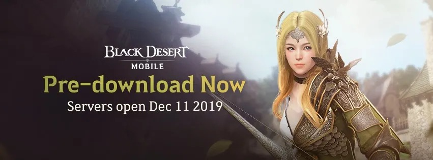 Black Desert Mobile Pre-download