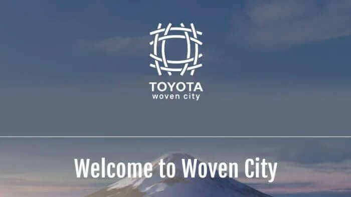 Welcome to Woven City