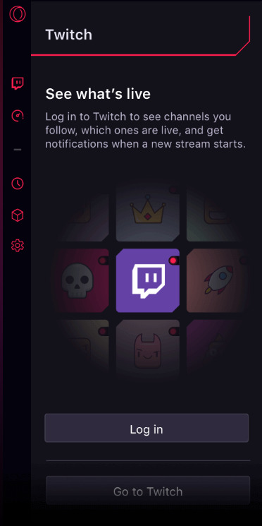 Twitch Integration