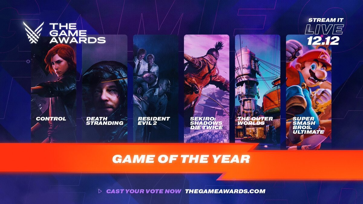 Game of the Year 2019