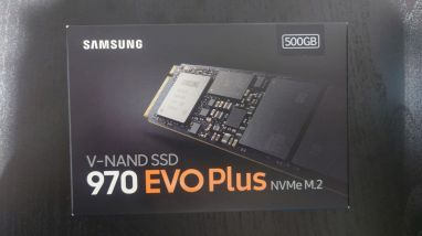 Samsung 970 EVO Plus SSD - M.2 NVMe Interface Internal Solid State Drive with V-NAND Technology