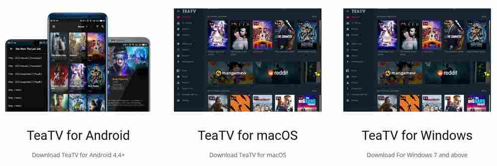 Download TeaTV