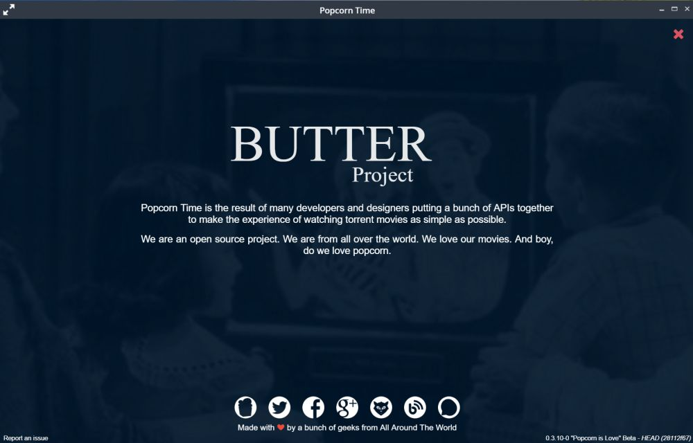 Butter Project