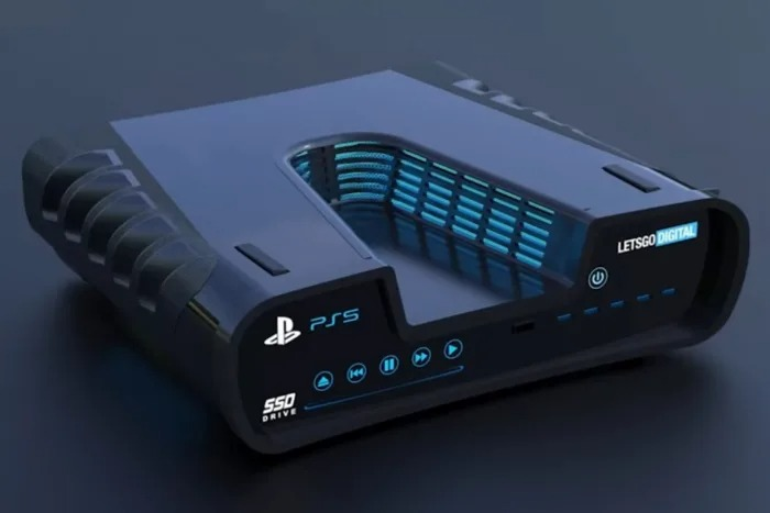 PS5 Rendered 1