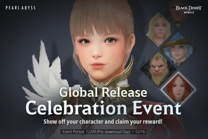 Black Desert Mobile Event Period