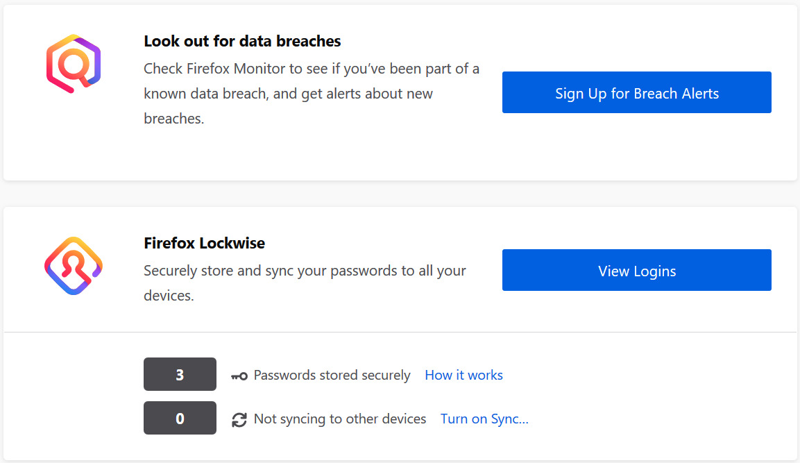 Data Breach and Lockwise